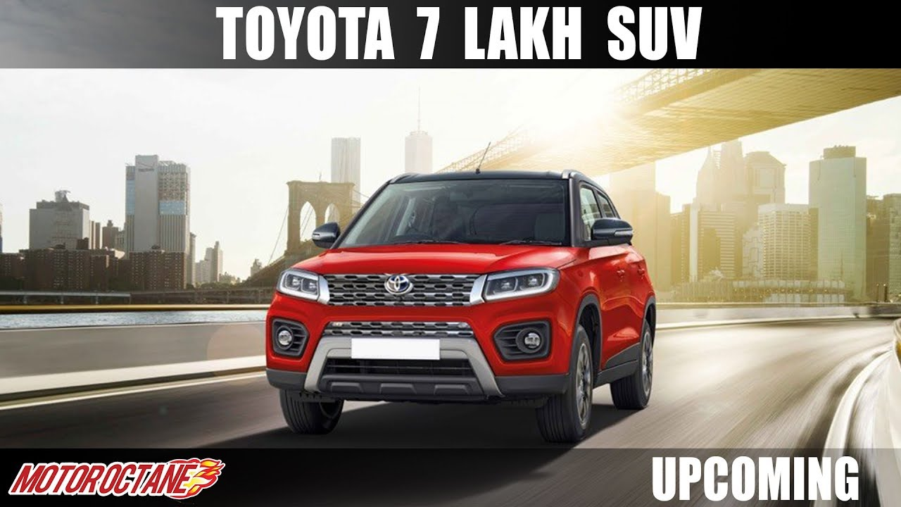 Motoroctane Youtube Video - Toyota Rs 7 lakh SUV - Diwali Launch | Hindi | MotorOctane