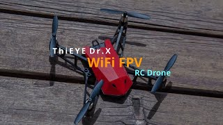 ThiEYE Dr.X WiFi FPV RC Drone
