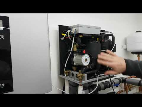 How to Test the Cylinder Temperature and Air Purge the Pump