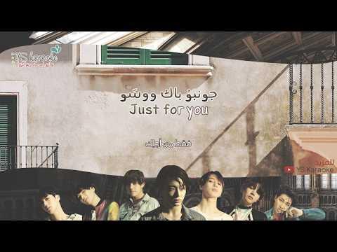 BTS - FAKE LOVE 〈 نطق | موسيقى فقط | كاريوكي