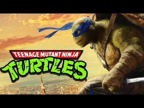 《忍者龜:破影而出》混搭動畫版主題曲