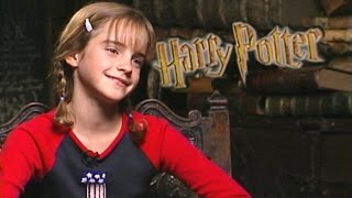 'Harry Potter and the Sorcerer's Stone' Interview