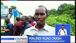 6 people confirmed dear on Malindi road crush