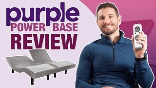 Purple Power Base Review | Adjustable Bed Frame (UPDATED)