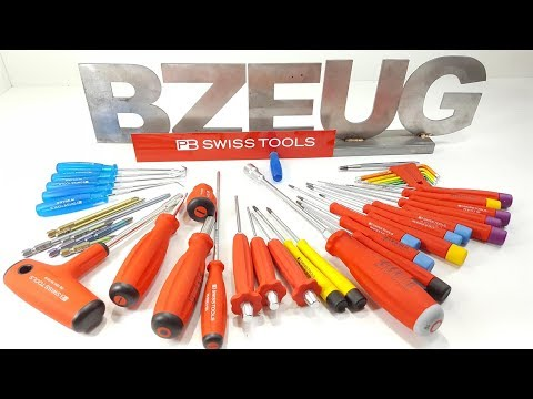 PB Swiss Tool Haul 2019