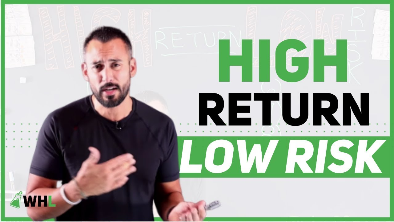 8 Low-Risk Investments With High Returns