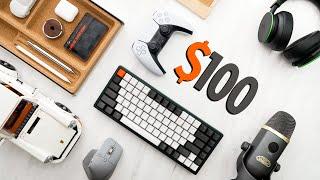 100$ de technologie dont vous avez besoin en 2021!