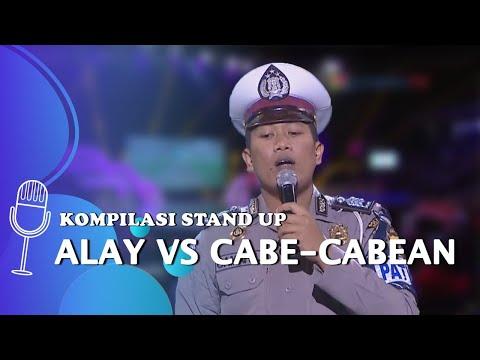 kompilasi stand up comedy gamayel polisi kepo nangkap alay dan cabe-cabean - suci