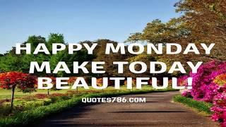 Good Morning Monday Quotes And Sayings | Monday Sayings