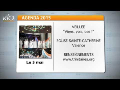 Agenda du 1er mai 2015