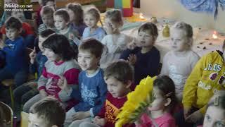 Tradicionalni slovenski zajtrk v vrtcu Mala Nedelja