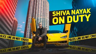 SHIVA NAYAK IS BACK ON DUTY | GTA V ROLEPLAY LIVE WITH DYNAMO GAMING | HYDRA TOWN ROLEPLAY