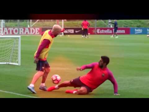 Top 5 Crazy Skills In Training Part 2 Ft Messi & More