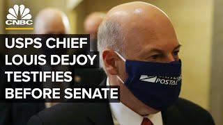 USPS chief testifies in Senate as post office overhaul comes under scrutiny — 8/21/2020