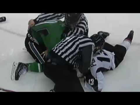 Nolan Foote vs. Tyler Popowich