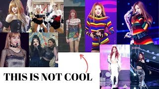 Why Rosé and Lisa are being mistreated by YG's stylists? | #StayStrongChaelisa