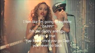 Coverdrive Ft Dappy Explode with Lyrics