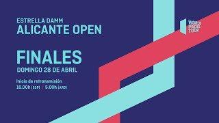 Finales - Estrella Damm Alicante Open 2019 - World Padel Tour