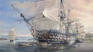 Парусники ЗОЛОТОГО ВЕКА Пиратства с 1650 по 1730 года!