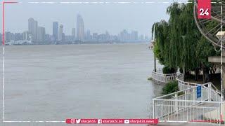 أكثر من 140 قتيلاً ومفقوداً بفيضانات حوض نهر يانغتسي في الصين