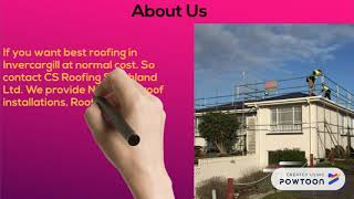 Roofing Contractors Southland at Nominal Price from CS Roofing Southland Lt