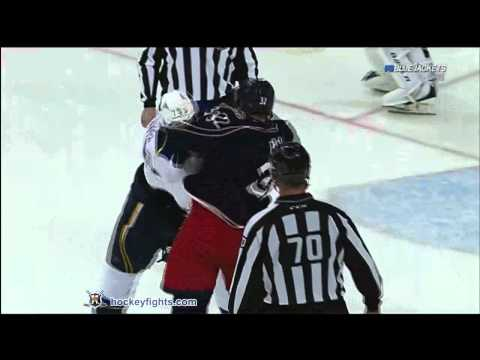 Ryan Reaves vs Cody Bass