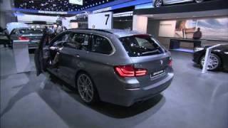 Комплект дооснащения функцией Smart Opener (автоматическое открытие багажника) BMW от компании BMW-MINI - видео