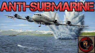 How Does Anti Submarine Warfare Work?