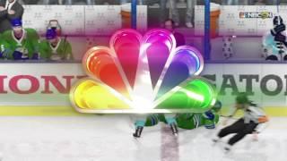 NHL 17 (PS4) - Dallas Stars vs Team Europe - Gameplay Online Versus - ČESKY