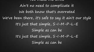 Simple   Florida Georgia Line Lyrics