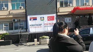 Video snimak Erdogan u Novom Pazaru