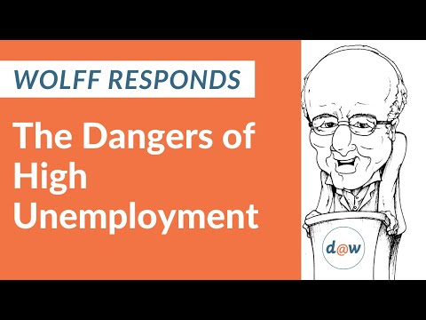 Wolff Responds: The Dangers of High Unemployment