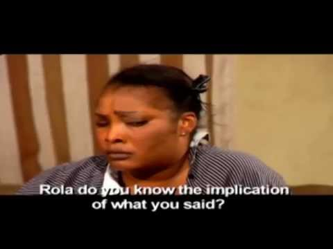 Ronke Odusanya Gives Lover Boy The Bitter Truth - Yoruba Movie Clip [Full HD]