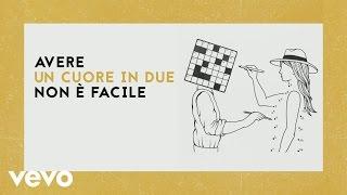 Francesca Michielin   Un Cuore In Due (Lyric Video)