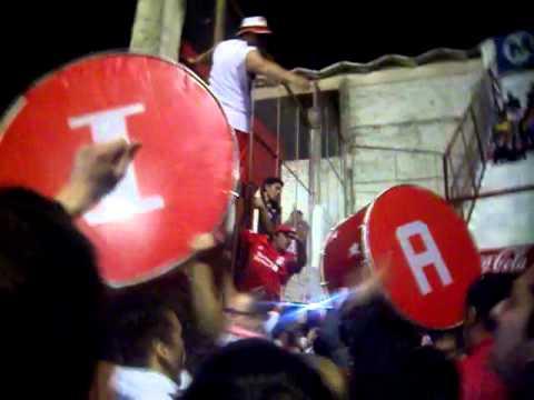 """Ingreso Los Capangas"" Barra: Los Capangas • Club: Instituto"