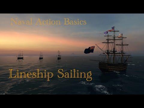 Naval Action Basics: Lineship Sailing