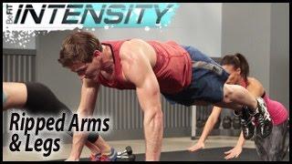 BeFiT Intensity: Ripped Arms & Legs Workout- Scott Herman by BeFiT