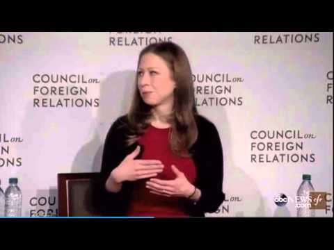 Chelsea Clinton Dodges Question About Foundation Donors With Terrible Women's Rights Records