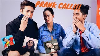 PRANK CALLING FILIPINO YOUTUBERS FT. DONKISS | (PHILIPPINES)