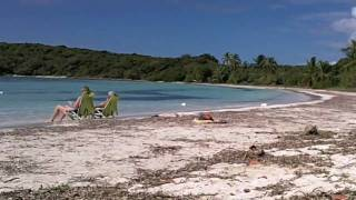 preview picture of video 'Vieques Best Beaches'