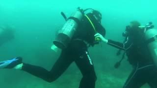 Scuba dive at Nha Trang