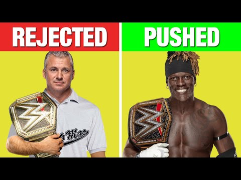 6 WWE Wrestler Pushes Fans Have REJECTED & 5 They Want To See PUSHED To The Top!