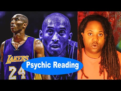 KOBE BRYANT PSYCHIC READING | HELICOPTER CRASH, CAUSE OF DEATH, SPIRIT GUIDE [LAMARR TOWNSEND TAROT]