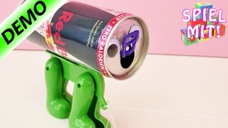 Erdanziehungs Roboter   Eco Science Set   Spielzeug selber machen Recycling   Demo