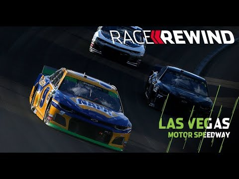 Martin's magic returns in time for NASCAR Playoffs at Las Vegas: Race Rewind