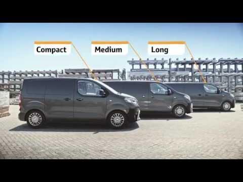 Toyota  Proace Фургон класса M - рекламное видео 2