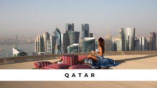 QATAR Travel Vlog -  48 Magical Hours in Doha