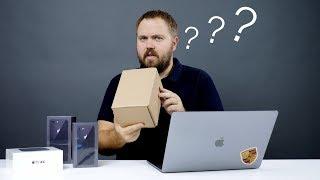 Распаковка. Apple. Mac. Что?