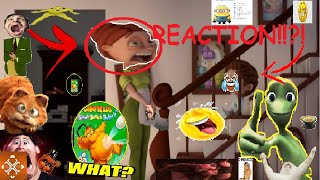 Las miñionitas REACTS to GLUED - GLUED VIDEO ON : (REACTION) | Cool B)