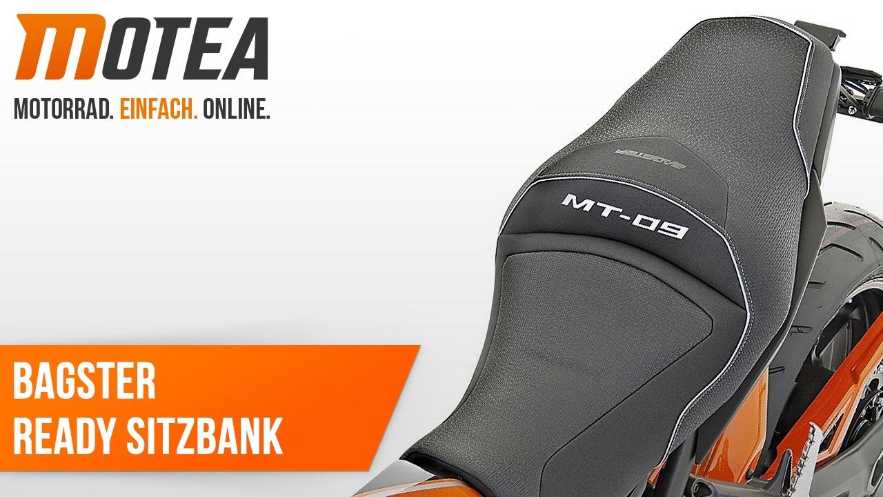 MOTEA | Sitzbank-Umbau Yamaha MT-09 13-16 Bagster Ready bestellen